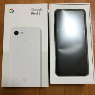 ANDROID - Google Pixel 3 64GB 未使用美品