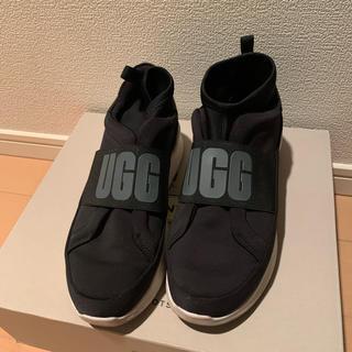 UGG - UGG黒のスニーカー6サイズ