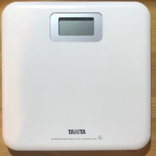 タニタ(TANITA)の【中古】タニタ 体重計 HD-661(体重計)