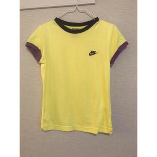 NIKE - 美品 NIKE ナイキ スポーツウェア Tシャツ レディース Mサイズ