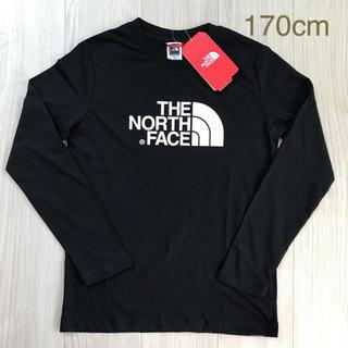 THE NORTH FACE - TNF ザ ノースフェイス イージーロングスリーブ ジュニア Tシャツ 170