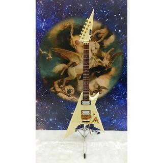 イーエスピー(ESP)のRARE ! ESP FLYING A-II 新品デットストック品  定価\49(エレキギター)