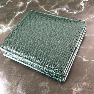 LOUIS VUITTON - ❤決算セール❤ ヴィトン コインケース タイガ レザー 本革 レディース 緑