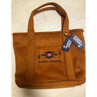 ロデオクラウンズ(RODEO CROWNS)のRODEOのバッグ(トートバッグ)