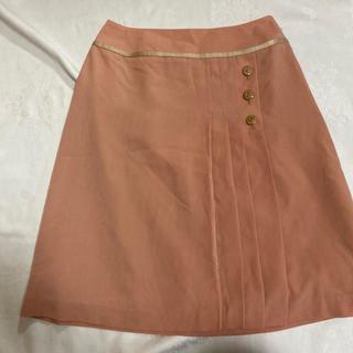 エニィスィス(anySiS)のAnysisデザインスカート(ひざ丈スカート)
