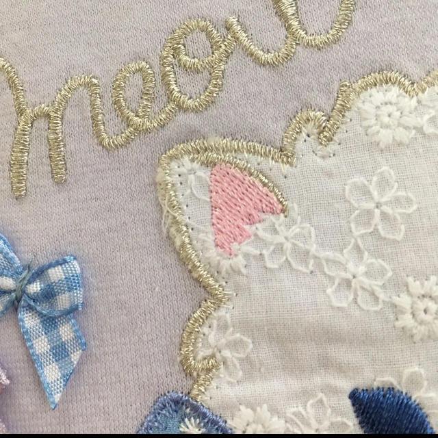 mezzo piano(メゾピアノ)の【新品タグ付き】メゾピアノ Tシャツ キッズ/ベビー/マタニティのキッズ服女の子用(90cm~)(Tシャツ/カットソー)の商品写真