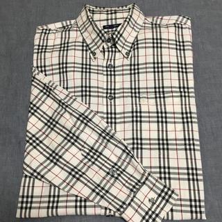 バーバリー(BURBERRY)のバーバリー ロンドン チェックシャツ(シャツ)