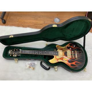 イーエスピー(ESP)のRARE ! 楽器ショウモデルESP製 POTBELLY FIRE GRITTE(エレキギター)