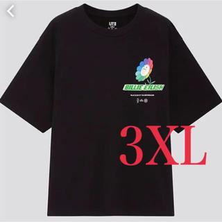UNIQLO - ユニクロ ビリーアイリッシュ × 村上隆コラボ Tシャツ 3XL