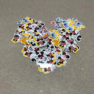 ディズニー(Disney)のフレークシール 50枚(シール)