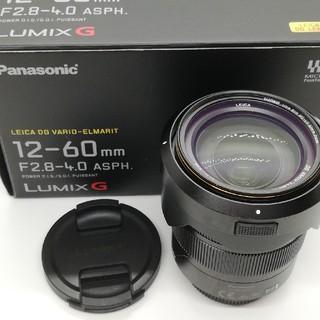 パナソニック(Panasonic)のLUMIX Leica 12-60mm f2.8-4.0(レンズ(ズーム))