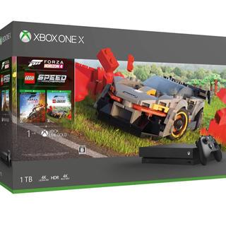エックスボックス(Xbox)の【新品】Xbox One X(Forza Horizon 4 Lego 同梱版)(家庭用ゲーム機本体)