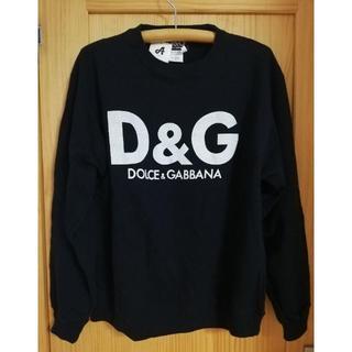 DOLCE&GABBANA - 新品 DOLCE&GABBANA ドルチェ&ガッバーナ スウェット メンズ