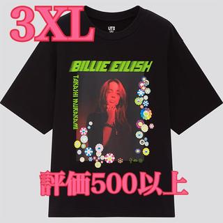 UNIQLO - ★黒3XL★ビリー・アイリッシュ x 村上隆UT UNIQLO ユニクロ