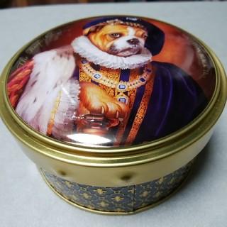 紅茶  缶入り  RICHARD the Royal  犬(茶)