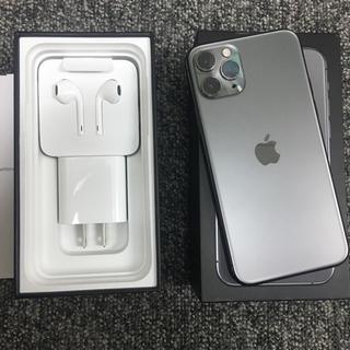 iPhone - iPhone 11 Pro スペースグレイ 64 GB SIMフリー