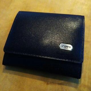 エマニュエルウンガロ(emanuel ungaro)の【新品】ウンガロ 財布(折り財布)
