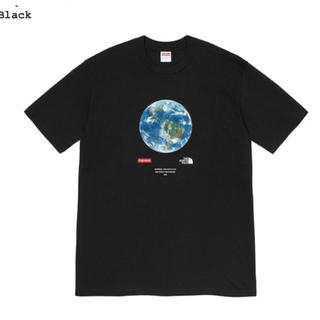 Supreme - Supreme The North Face One World Tee S 黒