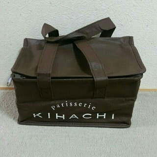 Patisserie KIHACHI 保冷バッグ 保冷剤付き