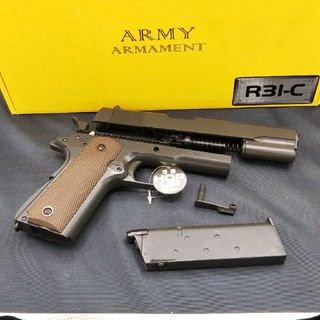M1911A1 R31C グレイ パーツセット(ガスガン)