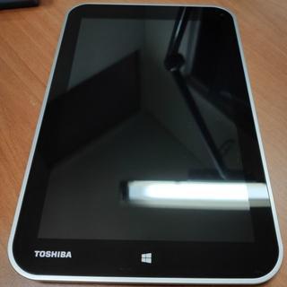 トウシバ(東芝)のVT484 8インチ 64GB microHDMI搭載Tablet(タブレット)