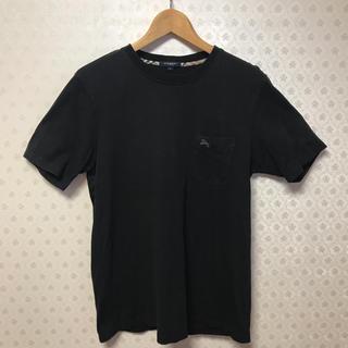 バーバリー(BURBERRY)の⭐️バーバリーロンドン⭐️半袖Tシャツ⭐️ブラック⭐️(株)三陽商会(Tシャツ/カットソー(半袖/袖なし))