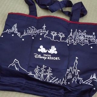 Disney - ディズニーリゾートエコバッグ