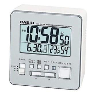 CASIO - デジタル電波置き時計 CASIO