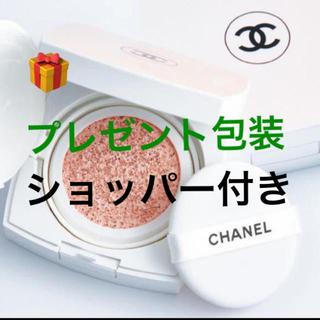 シャネル(CHANEL)の新品未開封 CHANEL シャネル ルブラン トーンアップロージータッチ(ファンデーション)