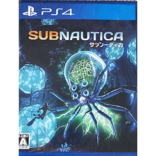 PlayStation4 - Subnautica サブノーティカ 中古PS4ソフト