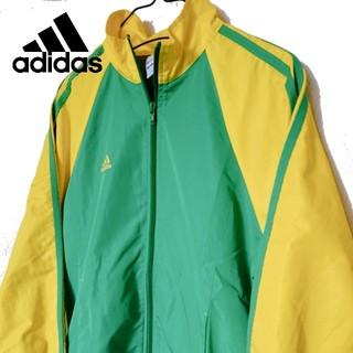 アディダス(adidas)のadidas ウインドブレーカー ナイロンジャケット レディース(ナイロンジャケット)