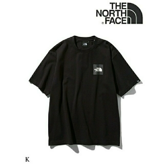 THE NORTH FACE - スクエア ロゴ ティー