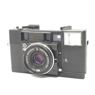 コニカミノルタ(KONICA MINOLTA)の❤️ジャンク❤️ konica AF 38mm F2.8 フィルムカメラ(フィルムカメラ)