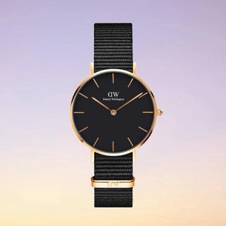 Daniel Wellington - 安心保証付き【32㎜】ダニエル ウェリントン腕時計DW00100215