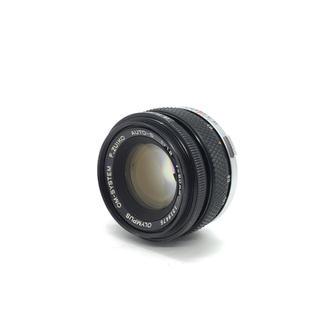オリンパス(OLYMPUS)の❤️極上美品❤️ OLYMPUS F.zuiko 50mm F1.8 b(レンズ(単焦点))