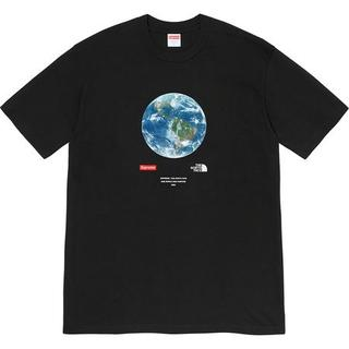 Supreme The North Face One World Tee 黒 L