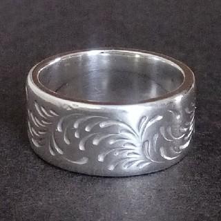 Silver Dollar Craft 唐草リング(リング(指輪))
