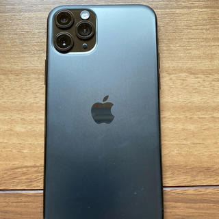 Apple - iphone11 pro スペースグレー 64G docomo
