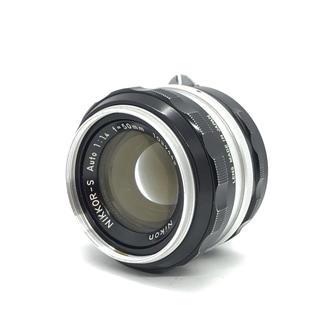 ニコン(Nikon)の❤️極上美品❤️ Nikon NIKKOR-S auto 50mm F1.4 e(レンズ(単焦点))