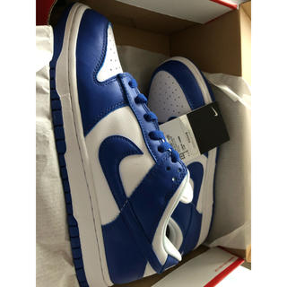 ナイキ(NIKE)のnike dunk low sp kentucky 27.5cm(スニーカー)