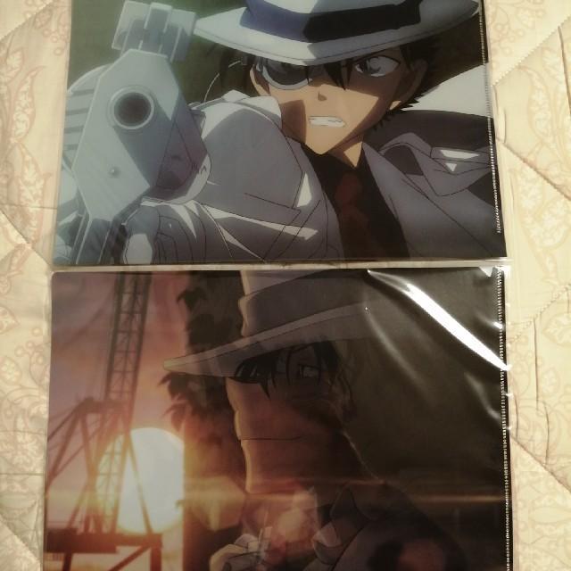 名探偵コナン クリアファイルセット エンタメ/ホビーのアニメグッズ(クリアファイル)の商品写真