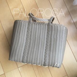 アパルトモンドゥーズィエムクラス(L'Appartement DEUXIEME CLASSE)のPALOROSA パロローサ Flat Tote Bag (S) アパルトモン(トートバッグ)