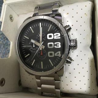 ディーゼル(DIESEL)のDz-4209  ジャンク扱いで(腕時計(アナログ))