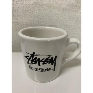 ステューシー(STUSSY)のstussy マグカップ(グラス/カップ)