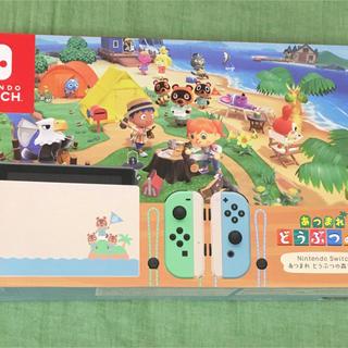 Nintendo Switch - Nintendo Switch 同梱版 どうぶつの森