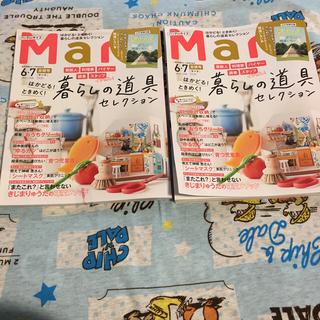 コウブンシャ(光文社)のバッグinサイズ Mart (マート) 2020年 07月号(生活/健康)