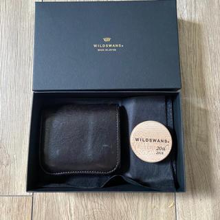 ワイルドスワンズ パーム ウェアハウス別注 財布ホースレザー(折り財布)