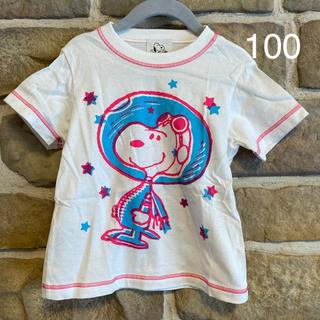 familiar - ファミリア スヌーピーコラボTシャツ100
