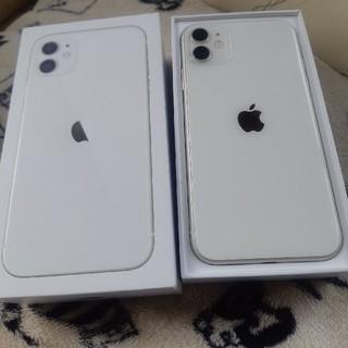Apple - iPhone11ホワイトSIMフリー