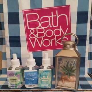 バスアンドボディーワークス(Bath & Body Works)のSR mama様専用 バスアンドボディワークス (アロマポット/アロマランプ/芳香器)